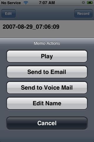 ses kayit Ücretsiz indirip kullanabileceğiniz 11 iPhone ve iPhone 3g programı ile cebinizi zenginleştirin resmi
