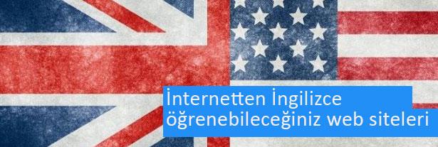 İnternet üzerinden İngilizce öğrenebileceğiniz web siteleri