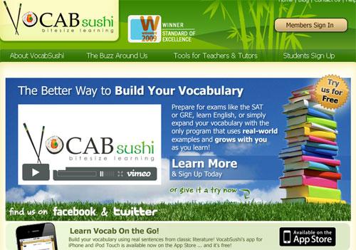 İnternetten İngilizce Öğrenmek: VocabSush'yi dilerseniz iPhone uygulaması ile de kullanabilirsiniz