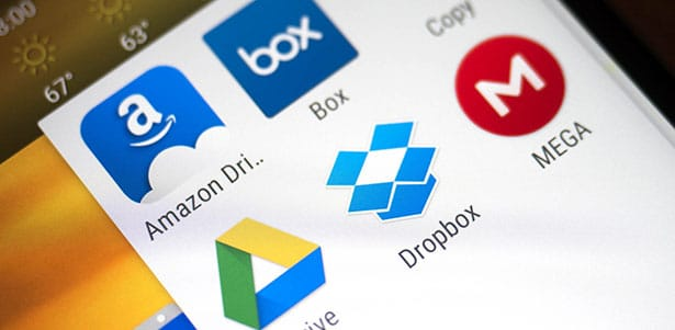 Android telefonu hızlandırmak: Telefondaki dosyalarınızı cloud depolama alanlarına taşıyarak da telefonunuzu hızlandırabilirsiniz.