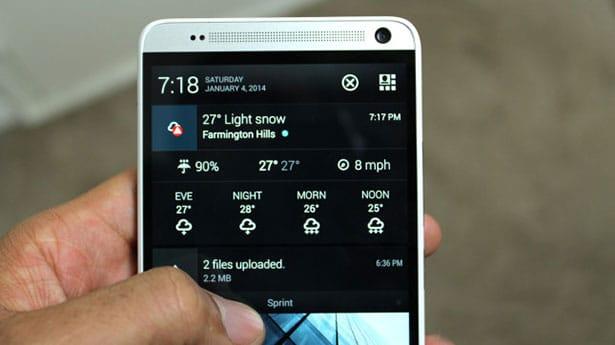 Android telefonu hızlandırmak: Otomatik senkranizasyonu kapatın.
